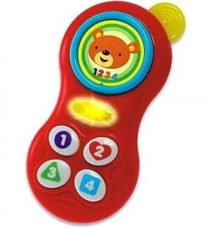 Телефон  развивающий музыкальный 13.5 см Winfun