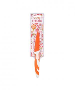 Нож кухонный с антибактериальным покрытием (7,5 см) Ecowoo