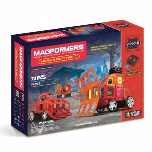 Магнитный конструктор  Heavy Duty Set Magformers