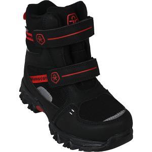 Утеплённые ботинки Color Kids Didde. Цвет: черный