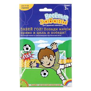 Игра  Весёлые забавы: Забей гол! Bondibon