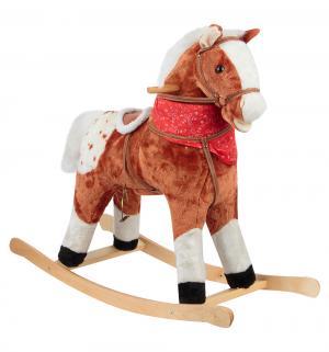 Качалка  Лошадь, цвет: коричневый Тутси