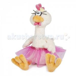 Мягкая игрушка  Курочка Балерина 29 см Maxitoys