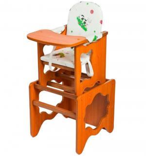 Стул-стол  Бычок, цвет: светлый орех Премьер