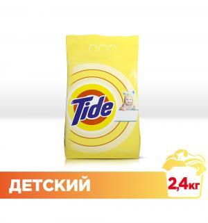 Стиральный порошок  Детский автомат, 2.4 кг Tide