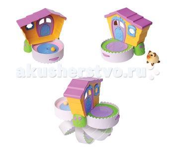Игровой набор Мини-котенка Упитанные собачки Chubby Puppies