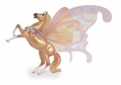 Лошадка с крыльями Сирокко Breyer
