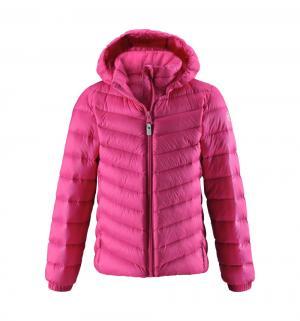 Куртка  Fern, цвет: розовый Reima
