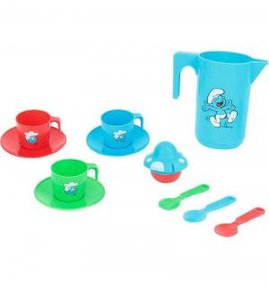 Игровой набор посуды  Смурфики Faro