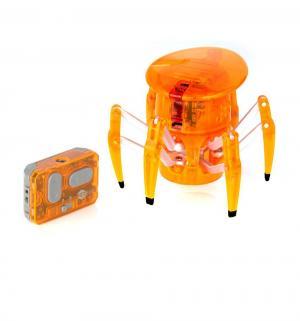Интерактивная игрушка  Спайдер на ИК управлении оранжевый HexBug