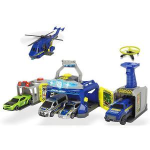 Игровой набор  Полицейский штаб, свет и звук Dickie Toys. Цвет: разноцветный