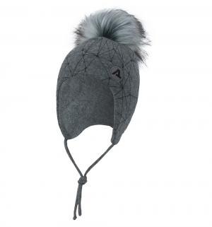 Шапка , цвет: серый Ander