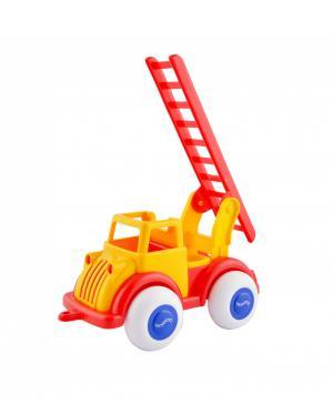 Функциональная машинка Пожарная машина с лестницей, 21 см Vikingtoys