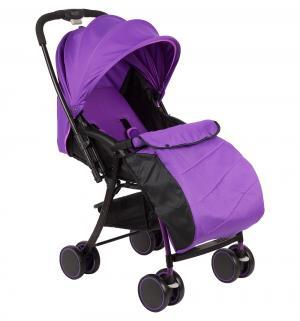 Прогулочная коляска  1010, цвет: фиолетовый Glory