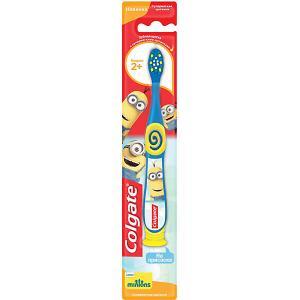 Зубная щётка  Миньоны детская, 2+ Colgate