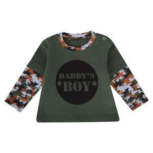 Джемпер  Daddys boy, цвет: хаки Мелонс