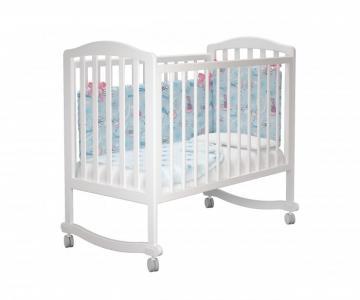 Детская кроватка  Пикколо базовая Милано Можгинский лесокомбинат