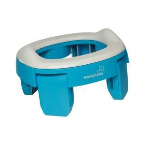 Горшок  HandyPotty, цвет: голубой Roxy-kids