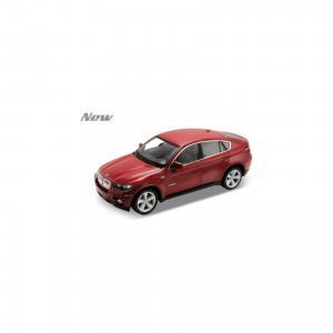 Модель машины 1:24 BMW X6, Welly