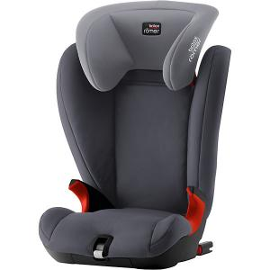 Автокресло Britax Romer Kidfix SL Black Series soft latch 15-36 кг Storm Grey Römer