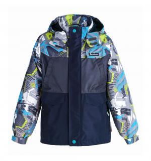 Куртка  Парк Миллениум, цвет: серый Premont