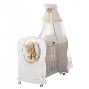 Детская кроватка  Abbracci by Trudi качалка Baby Expert
