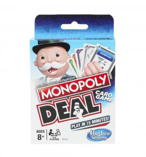 Карточная игра  Монополия - сделка Monopoly