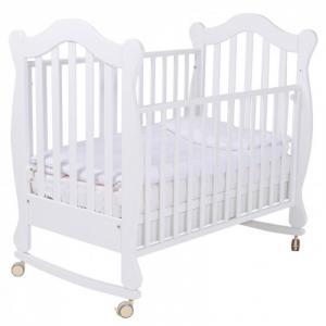 Детская кроватка  качалка Favola 120х60 Papaloni