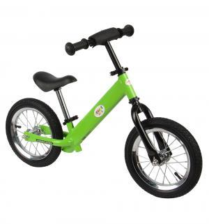 Беговел  336, цвет: green Leader Kids