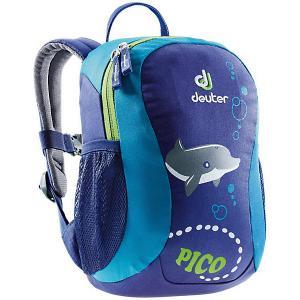 Рюкзак  Pico Дельфин, бирюзовый Deuter. Цвет: синий