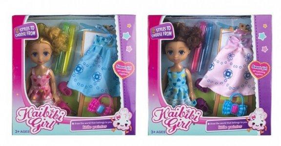 Кукла с аксессуарами Kaibibi Маленькая художница Junfa