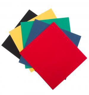 Бумага цветная 5л  5 цв. Каляка-Маляка