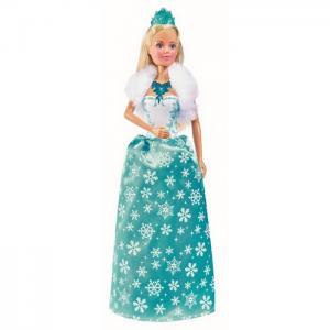 Кукла Штеффи Снежная королева 29 см Simba