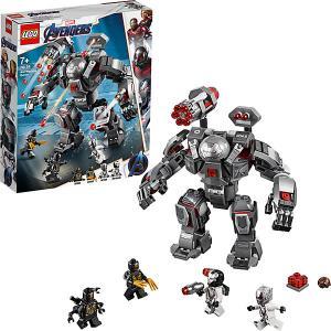 Воитель Super Heroes 76124 (10) LEGO