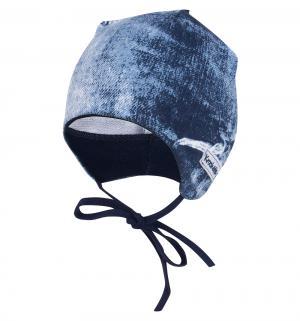 Шапка , цвет: синий Krochetta