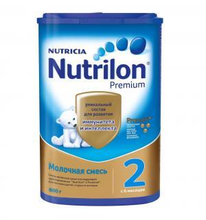 Молочная смесь  Premium 2 PronutriPlus с 6 месяцев, 800 г Nutrilon