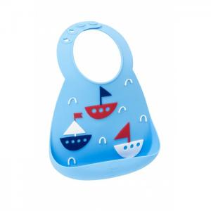 Нагрудник  Baby Bib Yacht Make my day
