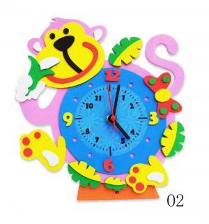 Набор для творчества  Часы. Обезьянка Color Kit
