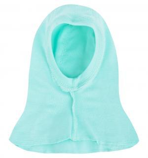 Комплект  шапка 2 шт, цвет: белый/голубой Happy Baby