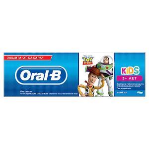 Зубная паста  Kids Toy Story с 3 лет, 75 мл Oral-B