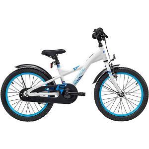 Двухколесный велосипед  XXlite 18, белый Scool. Цвет: белый