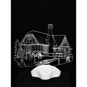 Новогодний светильник Magic Land Деревня Волшебная Страна