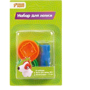 Мини-набор для лепки , тесто с аксессуарами Color Puppy. Цвет: разноцветный