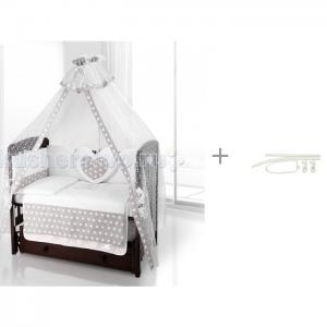 Балдахин для кроватки  Di Fiore и Держатель Globex Опора (длинная) Beatrice Bambini