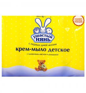 Крем-мыло  С экстрактом ромашки, 100 гр Ушастый Нянь