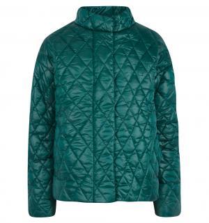 Куртка  Коста-Рика, цвет: зеленый Gulliver