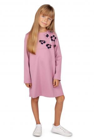 Платье , цвет: розовый Baon