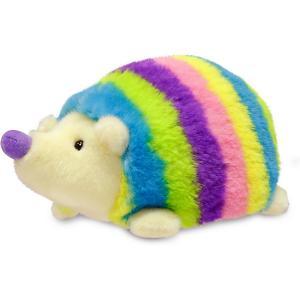 Мягкая игрушка Aurora Ежик, 22 см. Цвет: разноцветный