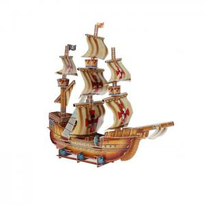 3D Пазл Пиратский корабль (79 деталей) Funny