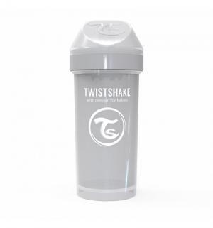 Поильник  Kid cup, цвет: серый Twistshake